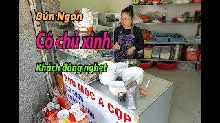 Bún mọc @ Cọp tên đúng lạ cô chủ xinh hút khách đông nghẹt ở quận 10 - Vietnam Exchange