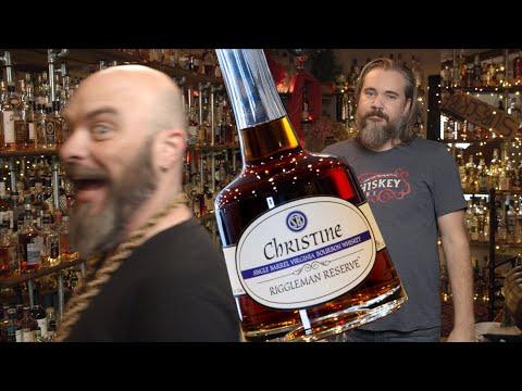 Christine Riggleman Reserve Single Barrel Virginia Bourbon Whiskey Review