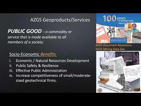 Arizona Geological Surveys Outsized Impact on Arizonas Economy 2019