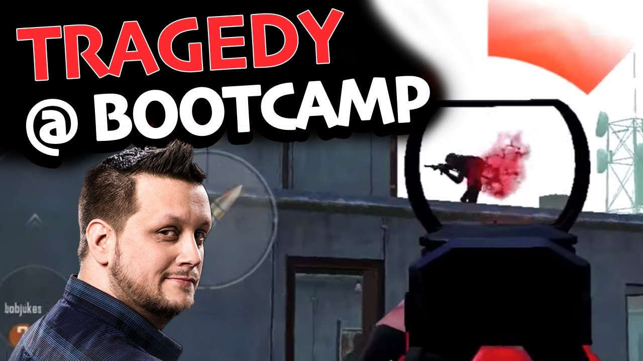 INSANE BOOT CAMP ENDET WIEDER IN TRAGEDY + video