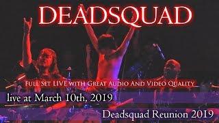 DEADSQUAD Horror Vision Reunited 2019