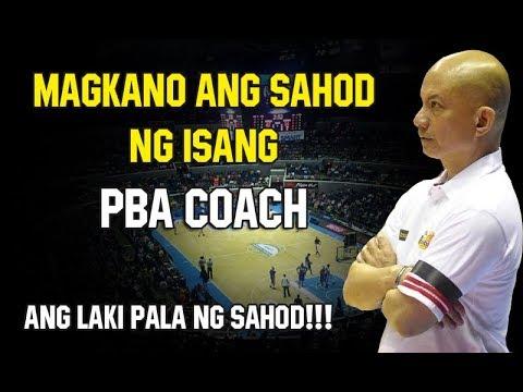 Magkano Ang Salary Ng Isang PBA Coach