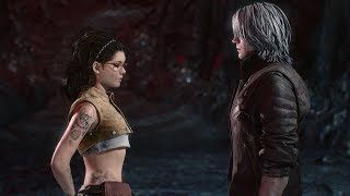 Devil May Cry V Nico Fan Girling Over Dante