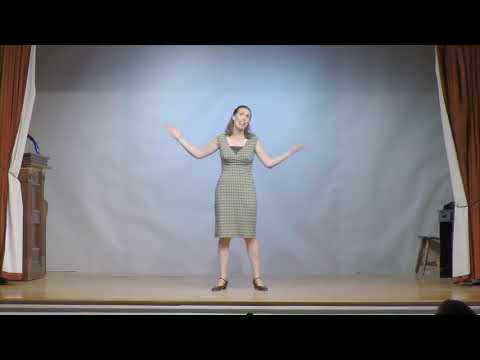 Climbing Uphill - Anne Ramallo - Musical Performance