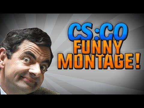 CS-GO FUNNY MONTAGE!!!