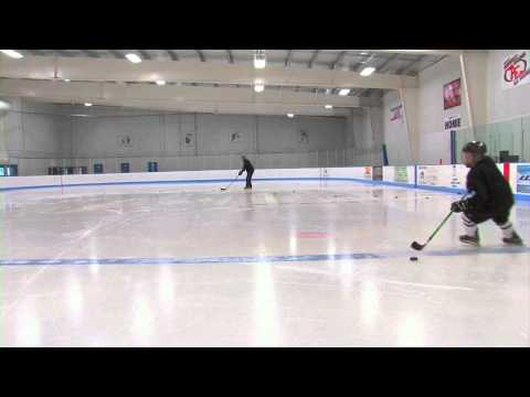 PA Puck Ice Hockey How-To: Stick Handling