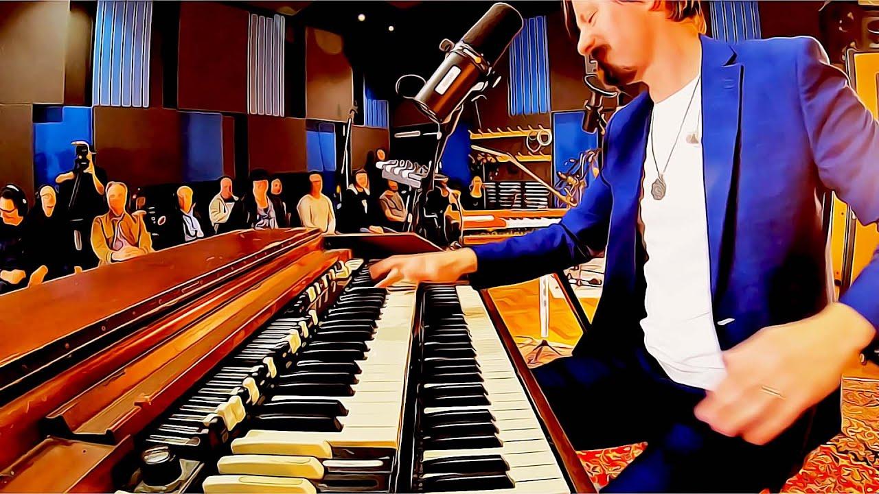 Betcha I'll Getcha - Lachy Doley - Studios 301 Sessions - (Hammond Organ Shuffle)