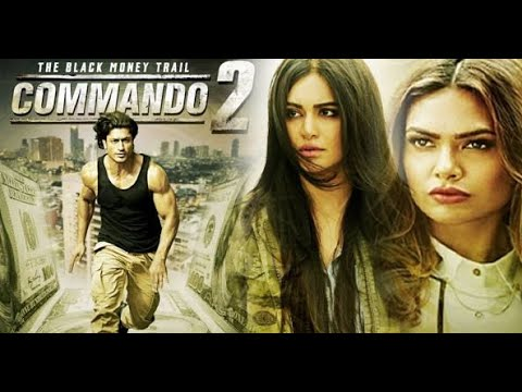 Download Commando 2 (2017) Full Movie Fact and Review in hindi/ Vidyut Jamwal / Adah Sharma / Baapji Review