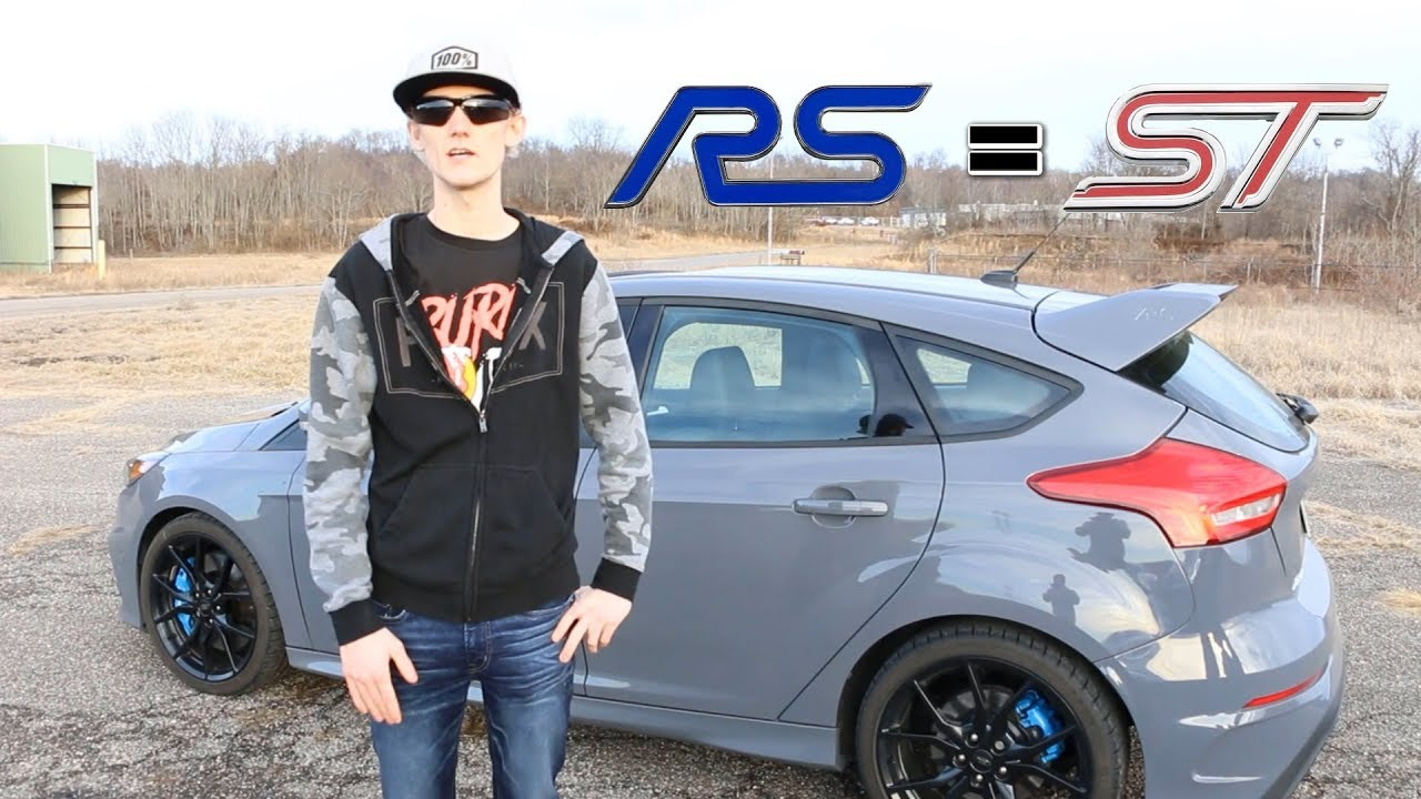 Focus Rs The Awd Focus St For Twice The
