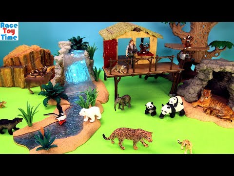 Thumbnail: Schleich Wildlife Blind Bags Surprise and other Fun Animal Toys For Kids