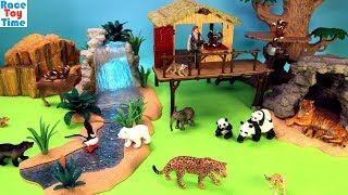 Schleich Wildlife Blind Bags Surprise and other Fun Animal Toys For Kids