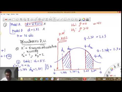 Autocorrelation (Econometrics)