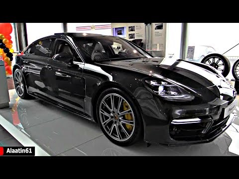 The 2020 Porsche Panamera Turbo S Full Review Interior Exterior Infotainment Youtube