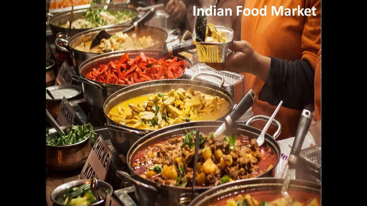 Indian Food Marketindian Food Industryindia Food Marketindian