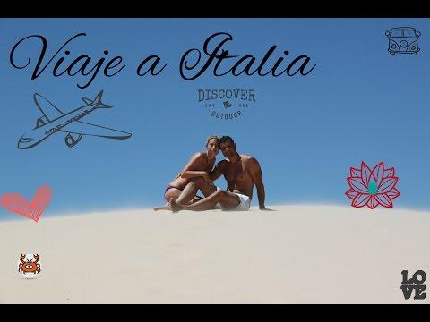 EL MEJOR viaje a ITALIA , roma, florencia, venecia, cerdeña, klingande, syma x8w