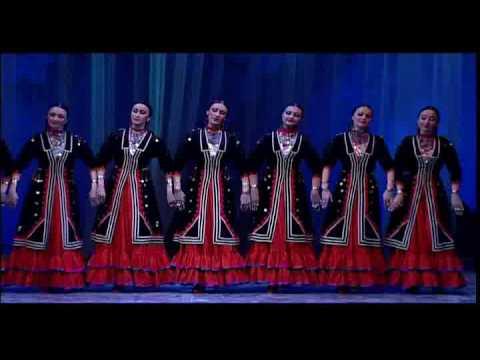 Башкирский танец 'Семь