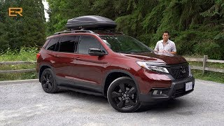 2019 Honda Passport Review - Can We Live with 2 Rows?