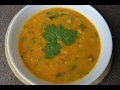 Simple Dal Recipe - Under 20 mins (in Tamil)