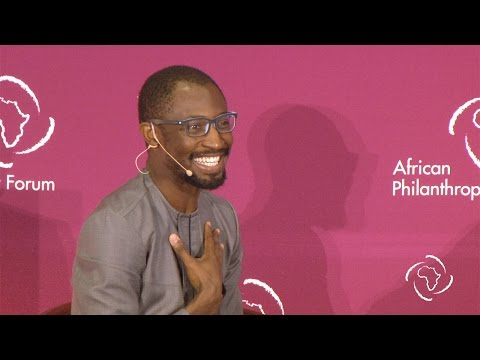 The Future We Make: Africa's Next Generation of Social Actors | #APF15