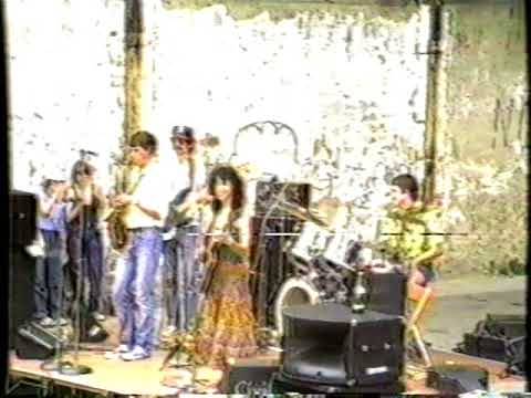 Mary Martin and The Tuna Band