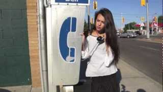 Maroon 5 - Payphone cover by Sabrina Vaz