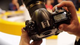 Hands on with the Nikon D4_ King of the DSLR Cameras?
