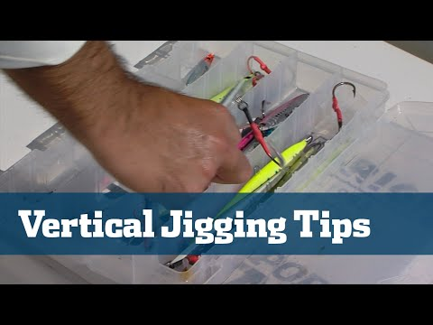Florida Sport Fishing TV - Vertical Jigging Tips Tackle Techniques Lures