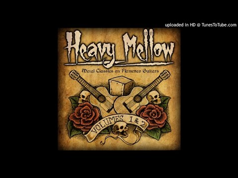 Holy Wars Megadeth Flamenco Guitar by Ben Woods and Heavy Mellow