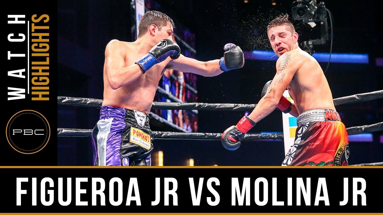 Figueroa Jr vs Molina Jr HIGHLIGHTS: February 16, 2019 - PBC on FOX