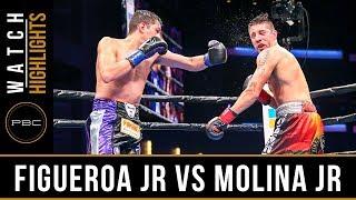 Figueroa Jr vs Molina Jr HIGHLIGHTS: February 16, 2019 - PBC on FOX