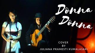 Donna Donna cover with Juliana Pramesti Kumalasari