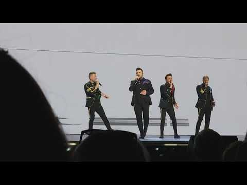 Westlife - Swear It Again - Leeds First Direct Arena 11/06/19