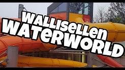 Alle Coole Rutschen im WaterWorld   Walliselen Schweiz   Onride  