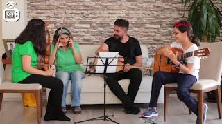 Selahattin Demirtaş'ın bestesini kızları çaldı, eşi söyledi