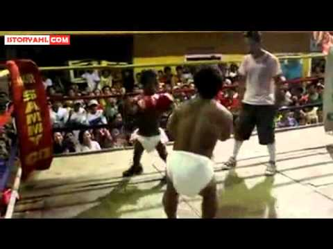 Unano Boxing- Only in The Philippines