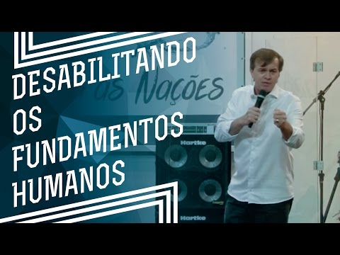 MEVAM OFICIAL - DESABILITANDO OS FUNDAMENTOS HUMANOS - Luiz Hermínio