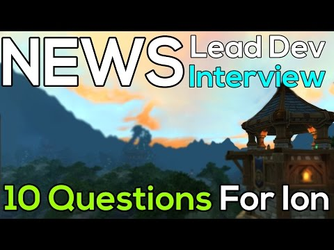 Lead Dev Q&A on Warlords of Draenor - My...