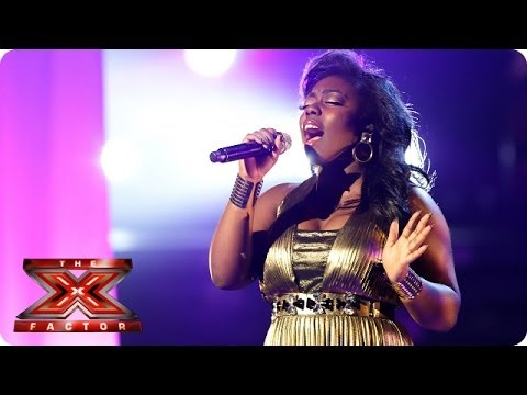 Hannah Barrett sings Hallelujah by Alexandra Burke - Live Week 7 - The X Factor 2013