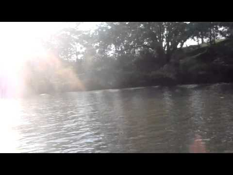 Punta Gorda River 17 April 2014 2 Nicaragua Grand Interoceanic Canal