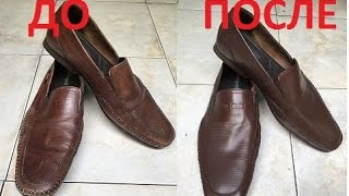видео Мужская обувь Bugatti