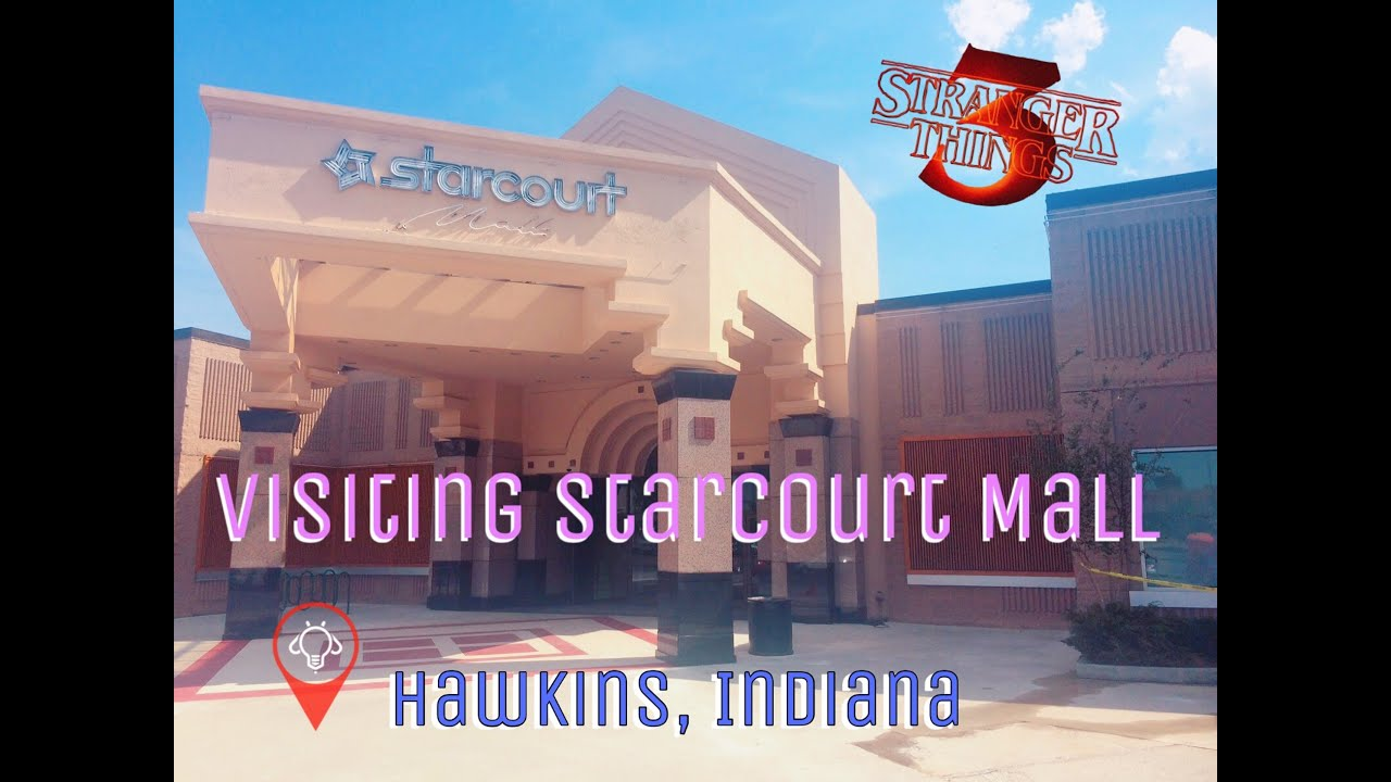 Download VISITING STARCOURT MALL!!!