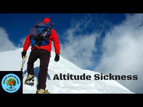 Altitude Sickness with Dr. Bones
