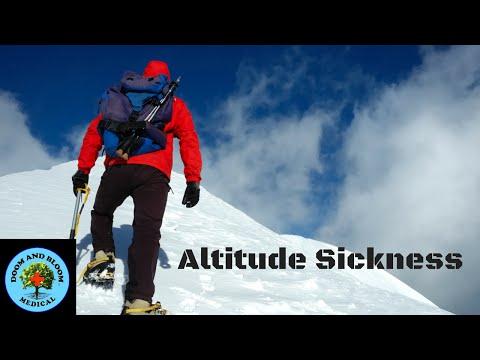 Altitude Sickness with Dr. Bones