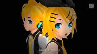 Project DIVA F 2nd / BadBye [Rin & Len cover] [折鶴 EDIT PV]