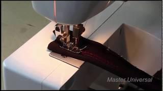 Ремонт швейной машинки brother JS-23.Видео №90.(Машинка работает тяжело,со стуком.Нитка петляет на низ,регулировки не поддаётся.В определённом положении..., 2015-07-19T11:27:59.000Z)