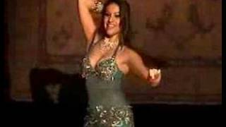 Belly Dance Lina Mansur