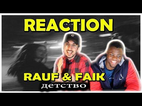 Rauf Faik - детство (Official audio) | REACTION