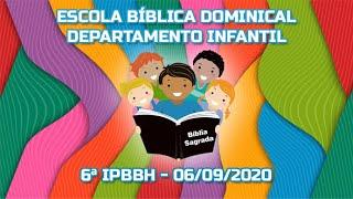 EBD - Departamento Infantil - Laureny Stofel - 06-09-2020
