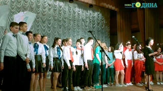 Година ТВ - Учнівський КВК - 2017