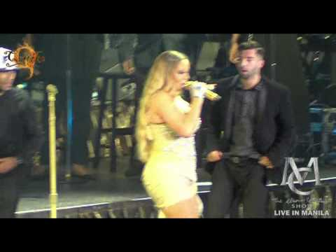 MARIAH CAREY - Shake It Off (The Elusive Chanteuse Show Manila 2014!)